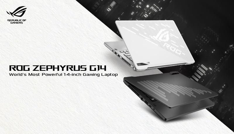 Menguji Asus ROG Zephyrus G14